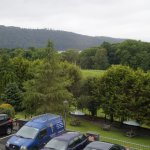 This was the view of Lake Windermere
