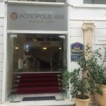 BEST WESTERN Acropolis Ami Boutique Hotel Foto