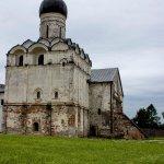 Ферапонтов монастырь.
