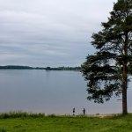 Бородаевское озеро.