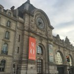 block from Musee D' Orsay