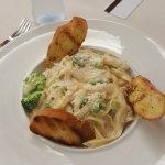 Dinner - Chicken Alfredo