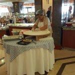 Kipriotis Panorama Suites Lekker eten echt genoten