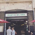 """""""Pastis & olives"""""""