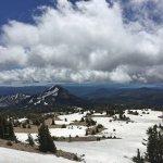 Gorgeous views from Mount Lassen