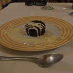 Flan/Coulan de chocolate