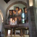 Inside organ