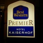 Photo de BEST WESTERN PREMIER Kaiserhof Wien