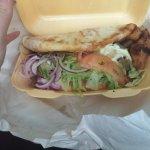 Kebab was delicious 👌🏻