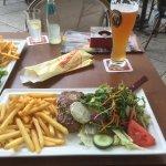 Das war ein super Steak!!!!