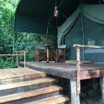 Photo de andBeyond Kichwa Tembo Tented Camp