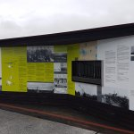 Interpretation tells the story of the Marconi Station and the landing