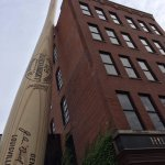 Check out the Louisville Slugger factory about 7 or so blocks from the hotel