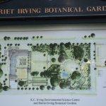 Botanical Garden Map