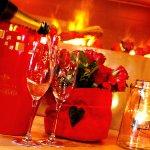 Valentines på Cowsea