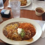 Great burrito!