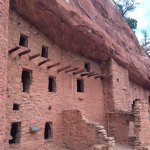 Manitou Cliff Dwellings Foto