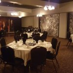 New renovated banquet facilities for your social and corporate functions, seating for up to 90 p