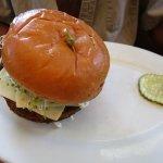 Clint's Veggie Burger