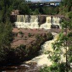 Gooseberry Falls State Park Foto