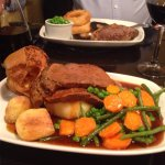 Sunday lunch Delicious !!
