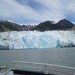 Glacier (Tracy Arm Fjord)
