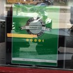 Trip advisor 2016 Top rated sign