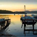 Wagonga Inlet at Dusk in Narooma