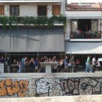 Adrianou Street Foto
