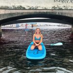Paddle board tour was great for my teenage daughters