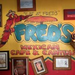 Fred's - Fun Atmosphere!