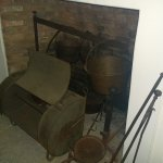 fireplace oven