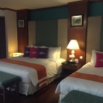 We had an awesome stay. We bought food with us and the room service are great. We dont leave the