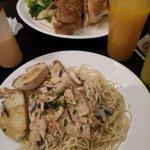 Baguette y Ensalda