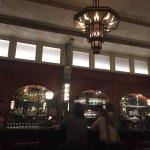 Beautiful Art Deco bar