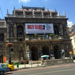 Billy Elliot Show - the first non-classical performance at Opera