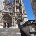 La cathédrale St Maurice à Vienne.