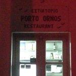 Porto Ornos taverna Foto