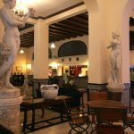 Hotel Sevilla. Vestíbulo.