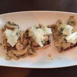 Tipperary Inn Garlic Mushroom Crostini