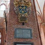 Das Innenleben der St. Petrikirche in Riga.