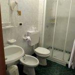 Badezimmer  in Zimmer 38