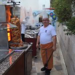 Kokken Ali, kylling kebab, tyrkisk aften