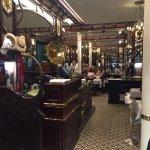 Vagenende Brasserie Foto