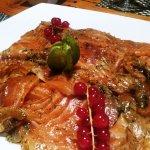 Le saumon est aussi roi et délicieux