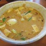 Massaman curry with tofu