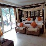 the bedroom in Grand Suite