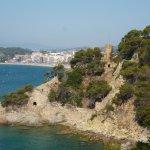 Puig de Castellet Iberian Settlement Foto