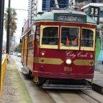 City Circle Tram car