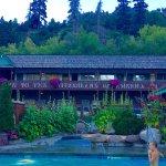 Twin Peaks Lodge & Hot Springs Foto